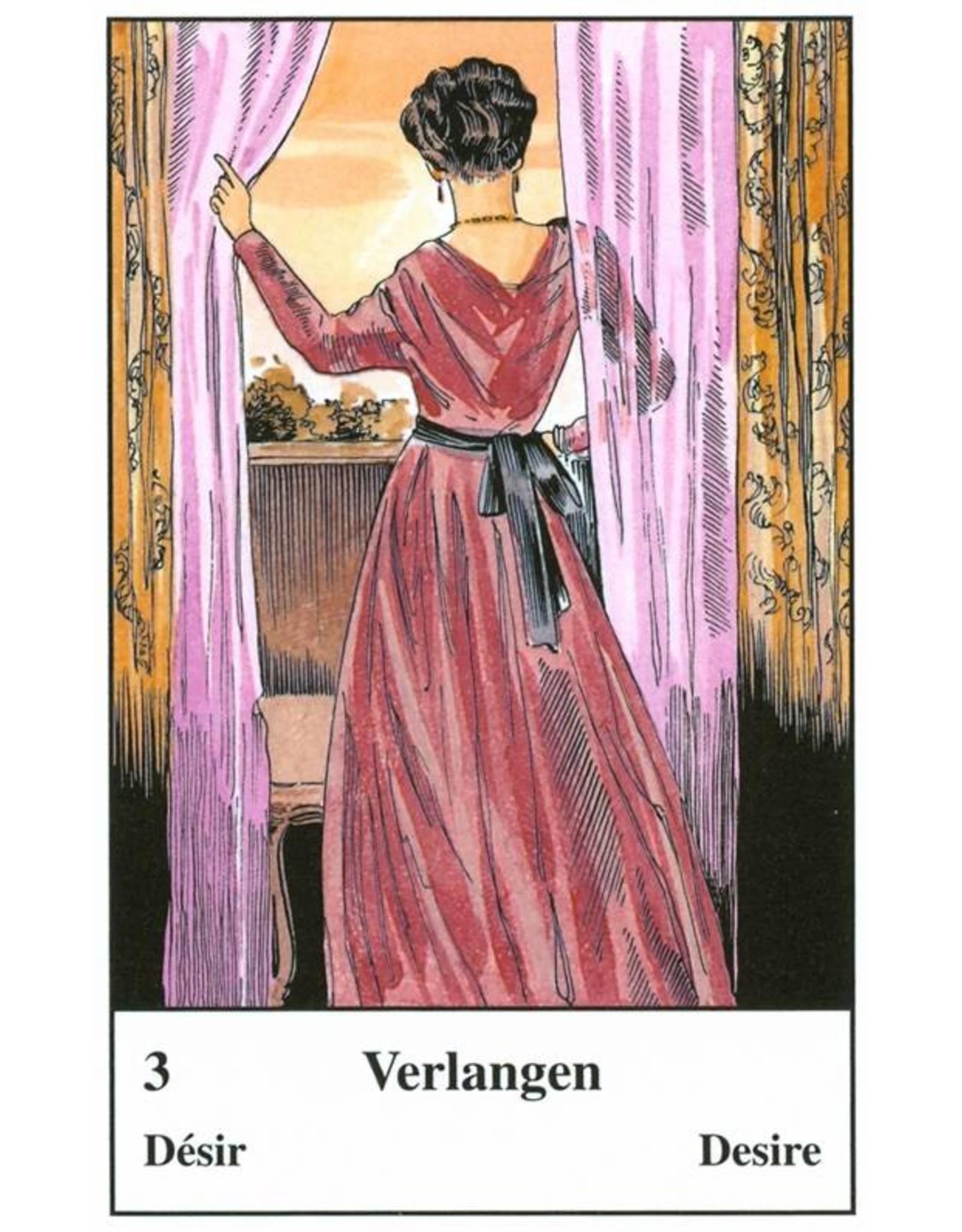 Zigeuner waarzegkaarten