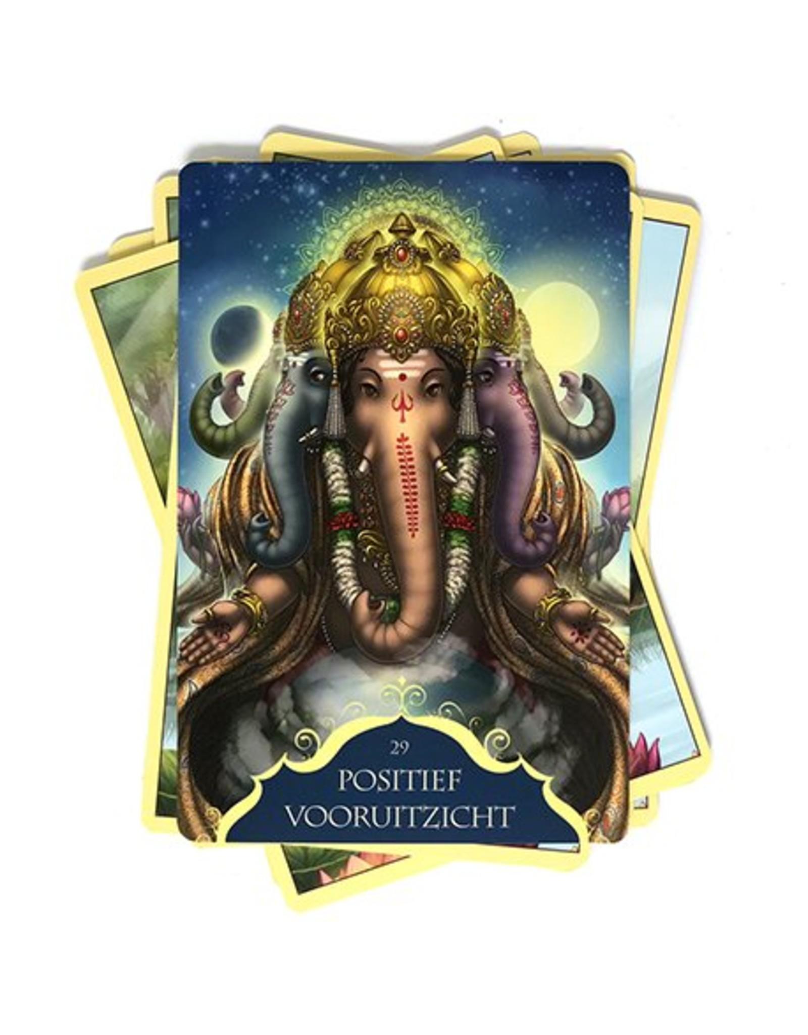 Fluisteringen van Ganesha