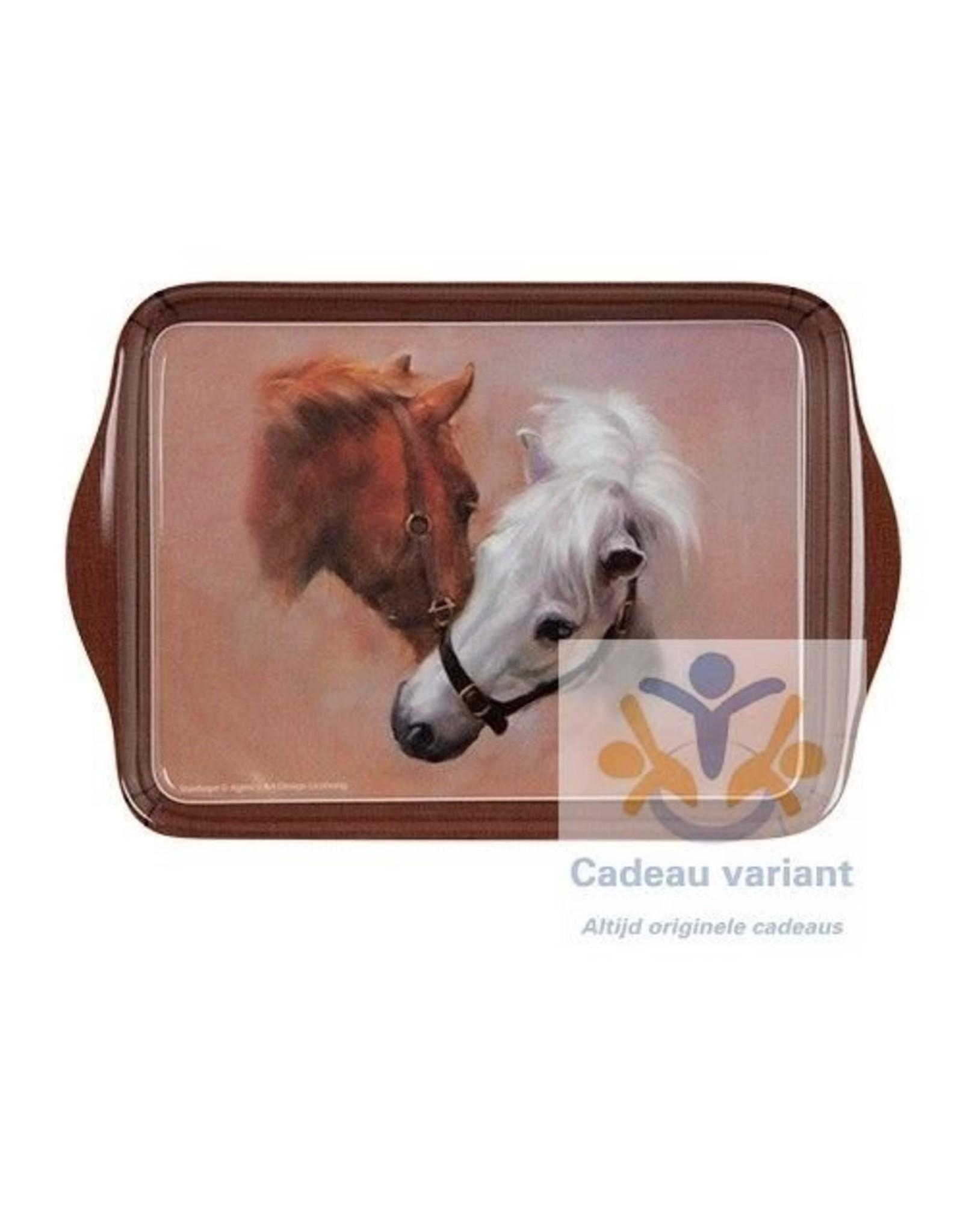 Ashdene Paarden dienblad Best friend