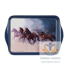 Ashdene Paarden dienblad running wild