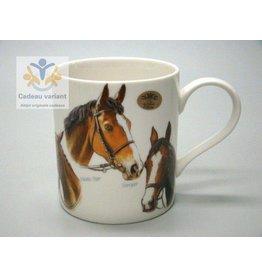 Leonardo collectie Paarden mok