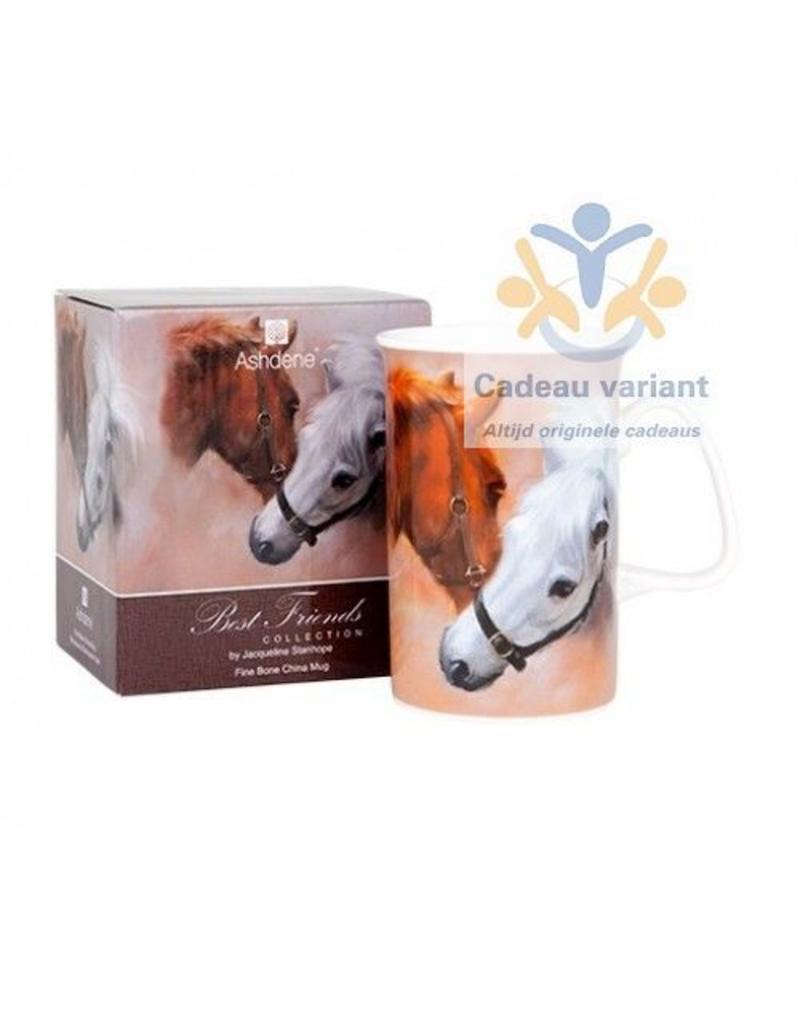 Ashdene Paarden mok Best friend