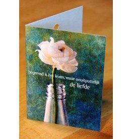 Zintenz Geschenkkaart Begrensd is het leven