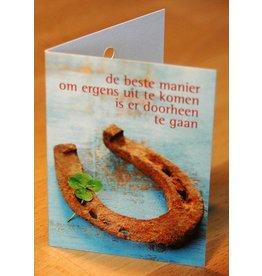 Zintenz Geschenkkaart De beste manier