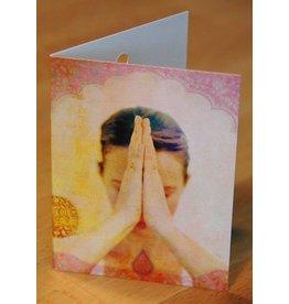 Zintenz Geschenkkaart Yoga