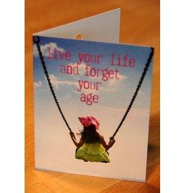 Zintenz Geschenkkaart live your life