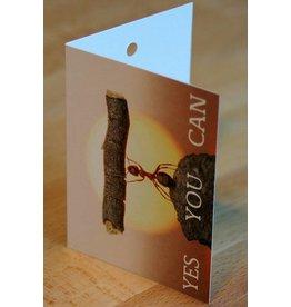 Zintenz Geschenkkaart yes you can