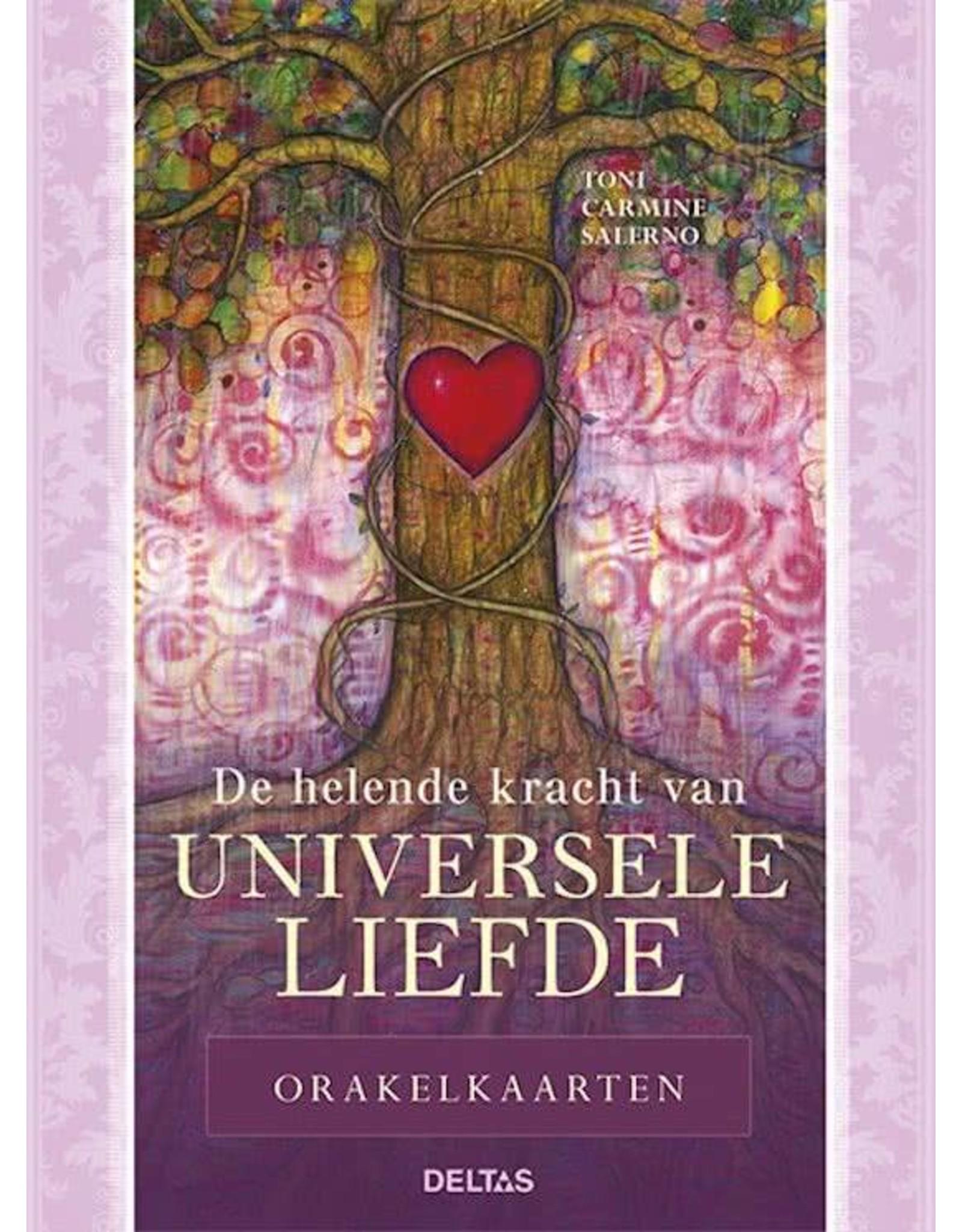 Deltas De helende kracht van universele liefde