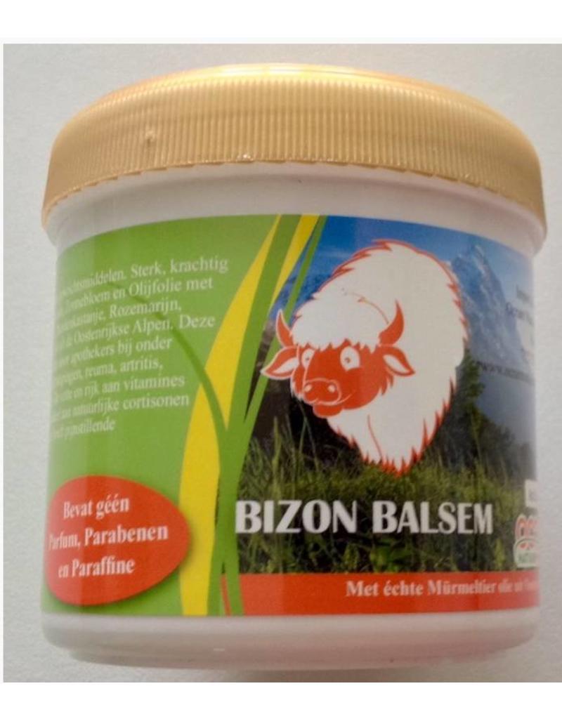 Ocram natuurproducten Bizon balsem extra sterk  200 ml