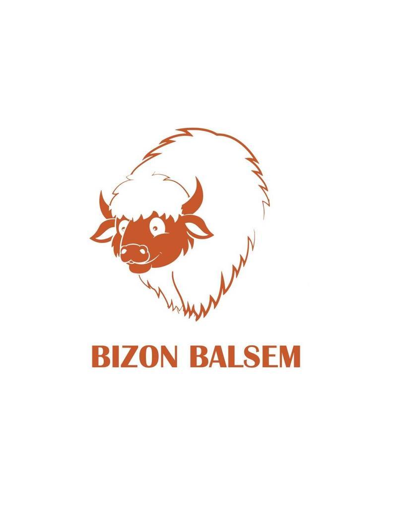 Ocram natuurproducten Bizon balsem extra sterk  pompflacon