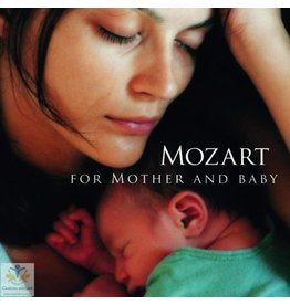 Mooi mens kaarten Mozart for mother and baby