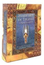 Helen met de engelen orakelkaarten