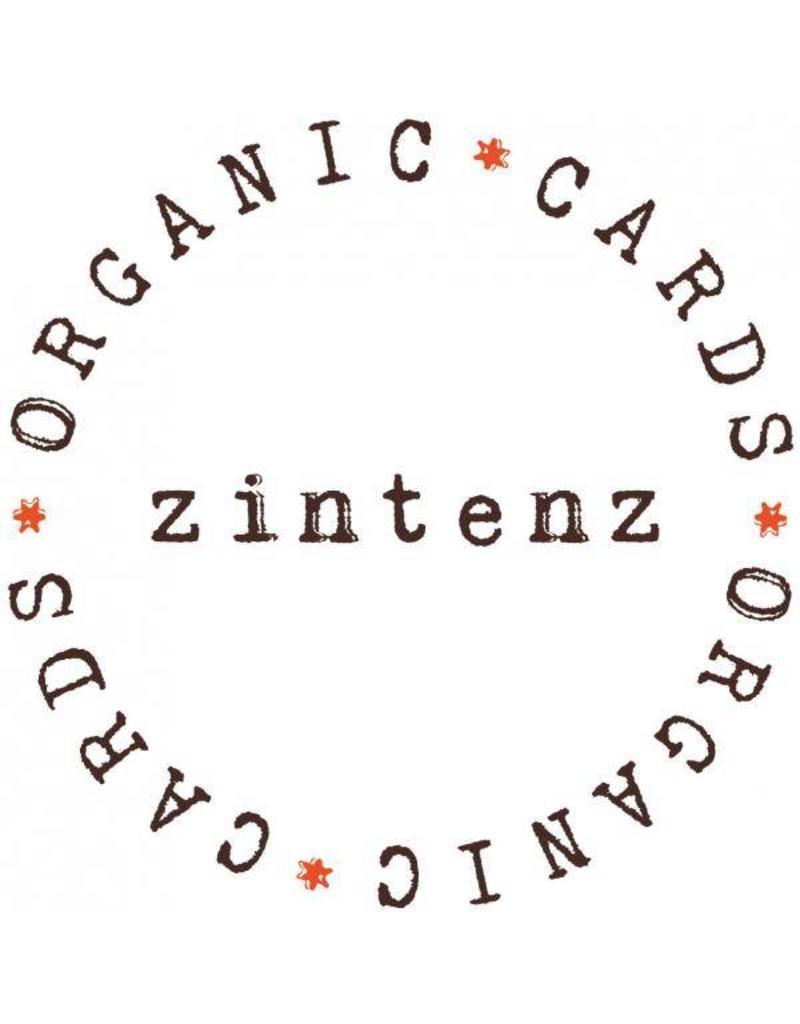 Zintenz Be brave briefkaart
