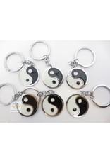 Yin Yang sleutelhanger