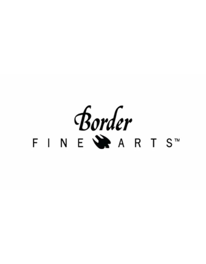 Border fine arts Varken piggy wiggy beeld