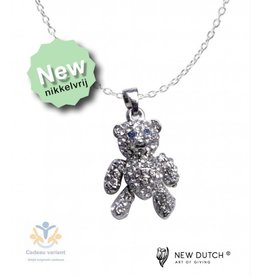 New Dutch Beer ketting glitter 50 cm