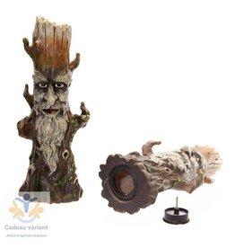Wierookhouder boom voor wierookkegeltjes