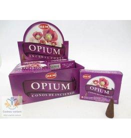 HEM Opium kegeltjes Hem
