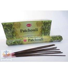 Patchouli wierook Hem