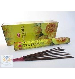 Tea rose wierook Hem