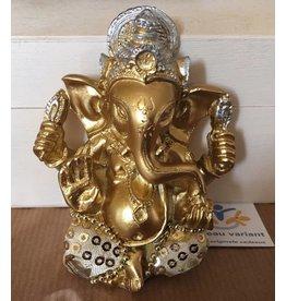 Ganesha Goud zilver
