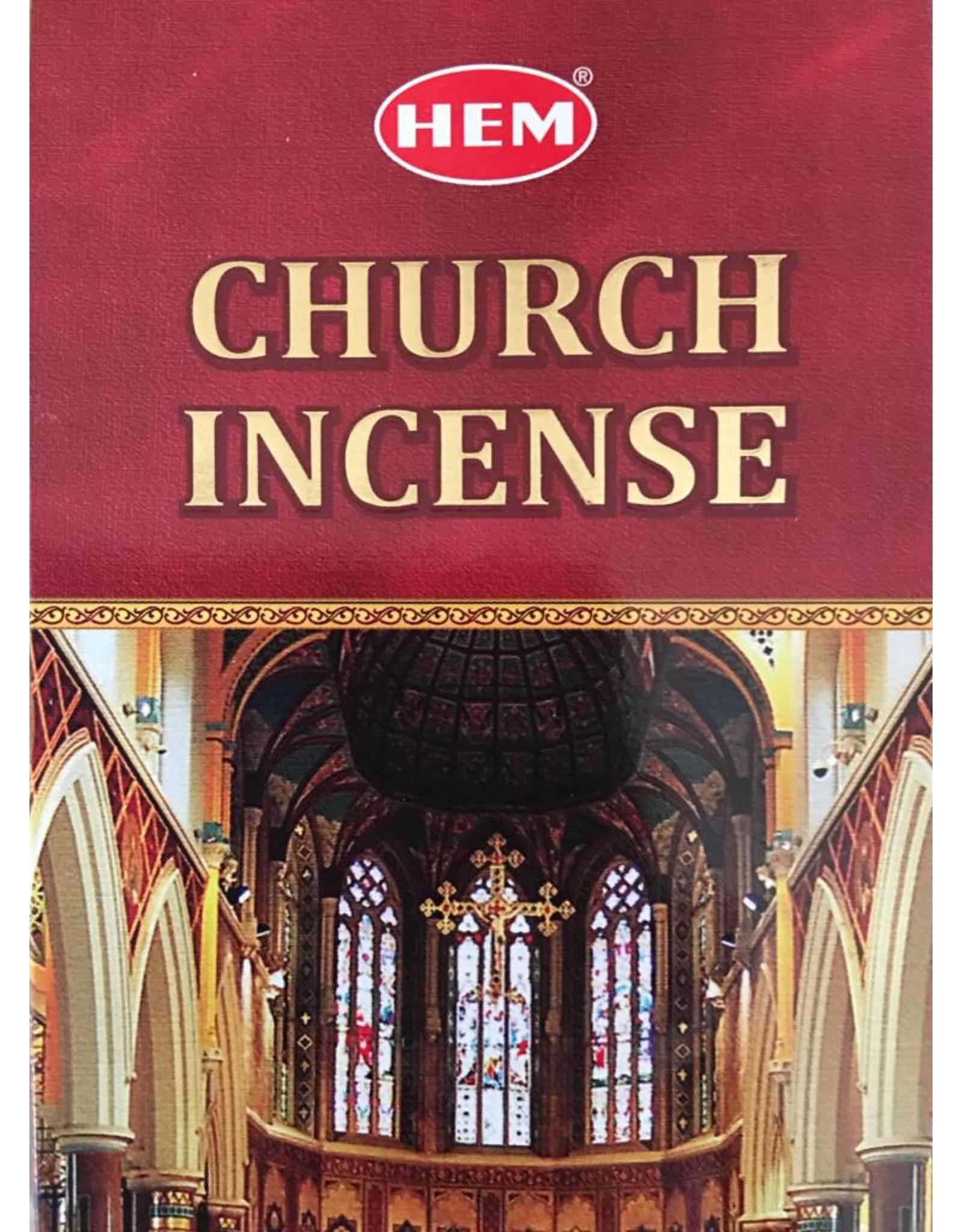 HEM Church incense HEM wierook