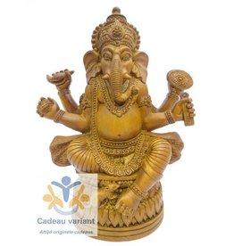 Ganesha bruin groot