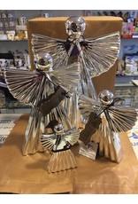 Engel modern zilver Goldbach 13 cm