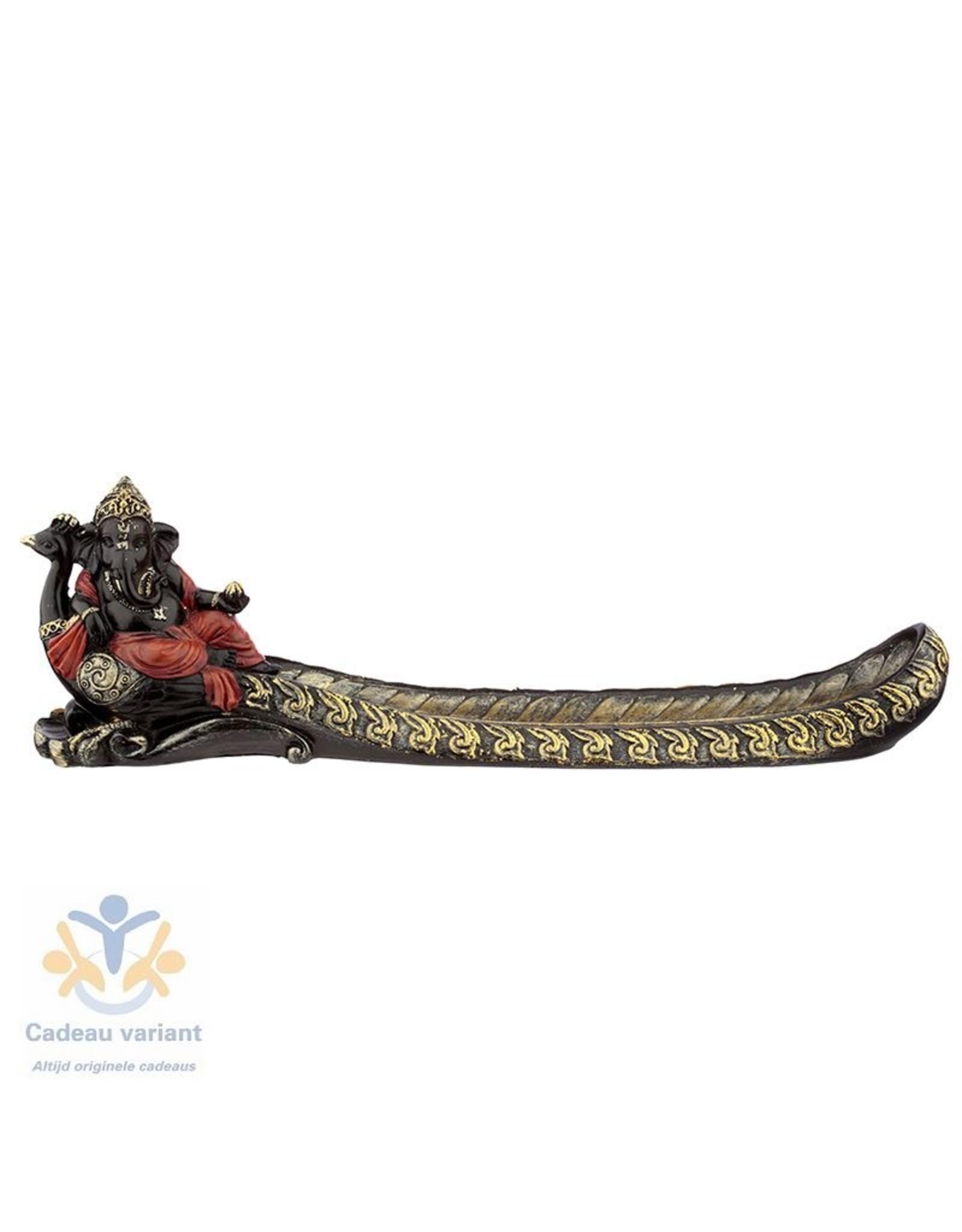 Ganesha exclusieve wierookhouder