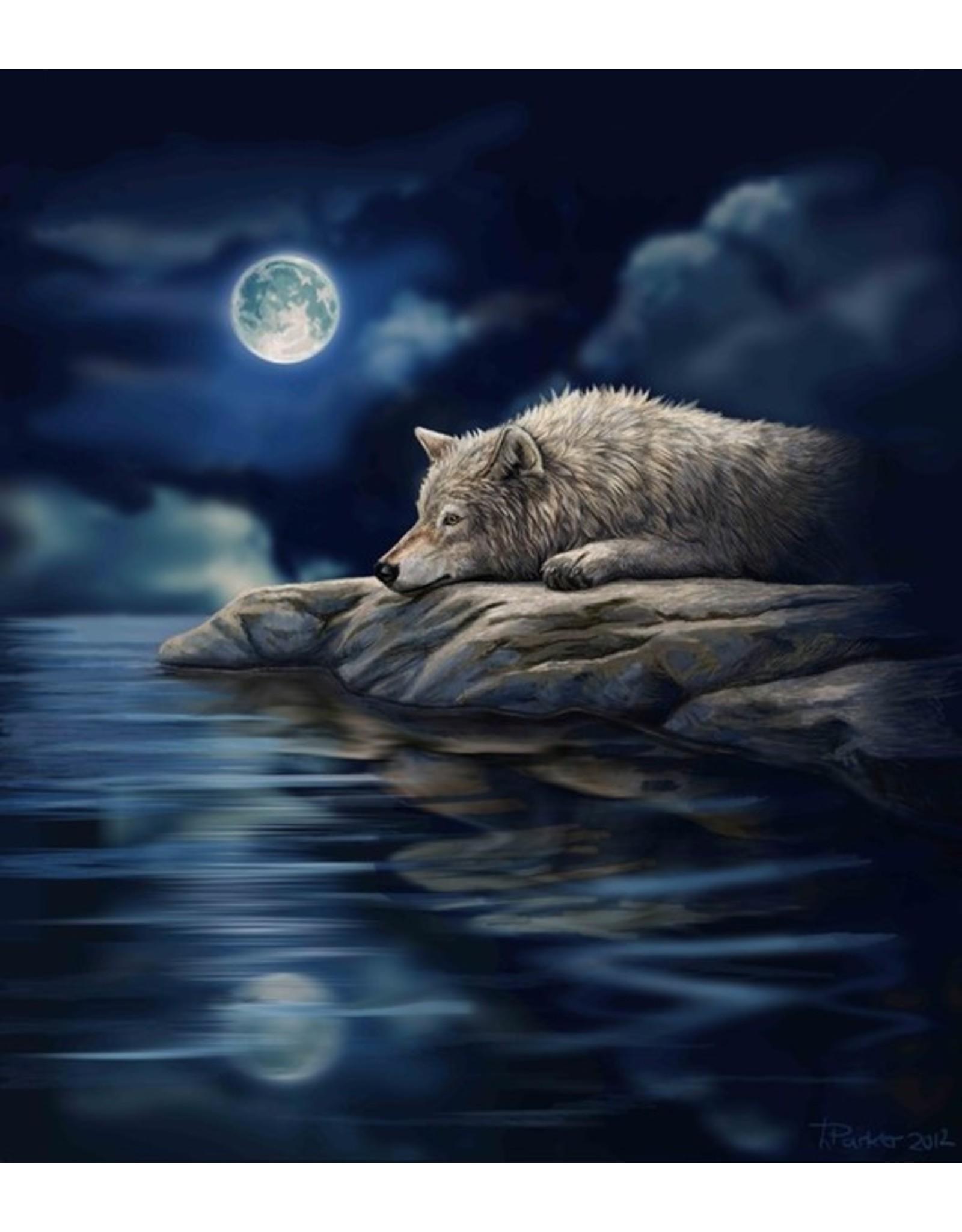Lisa Parker Wolf maan mok