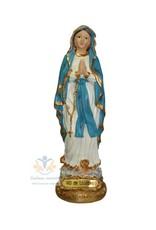 Maria Lourdes beeld  23 cm