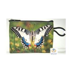 Vlinder portemonnee