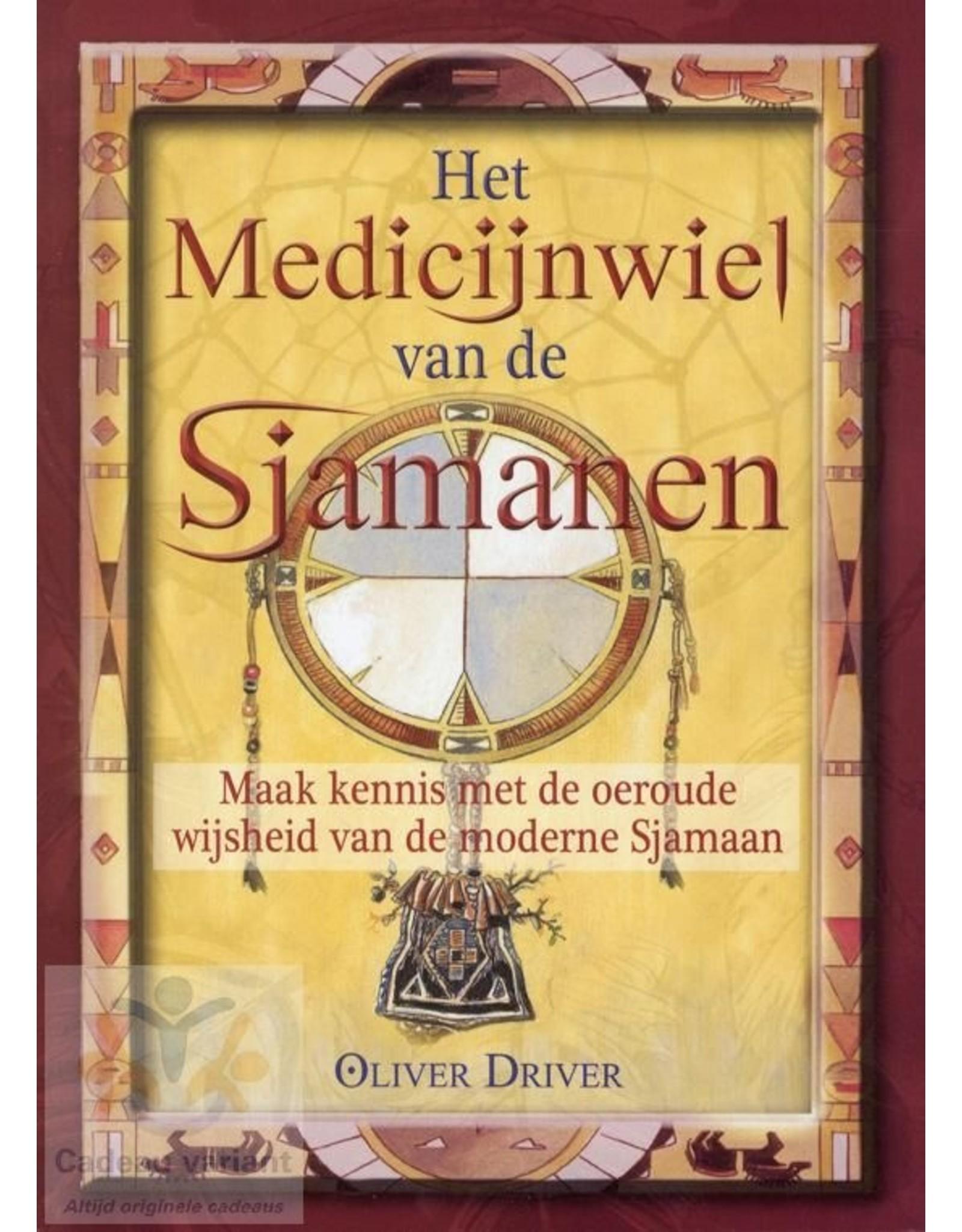 Het medicijnwiel van de sjamanen