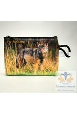 Wolf Veluwe portemonnee