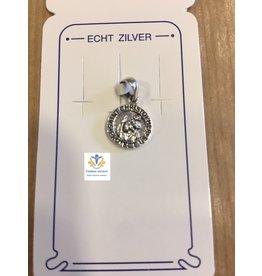 Christoffel hanger zilver