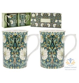 Leonardo collectie Mokkenset pimpernel William Morris