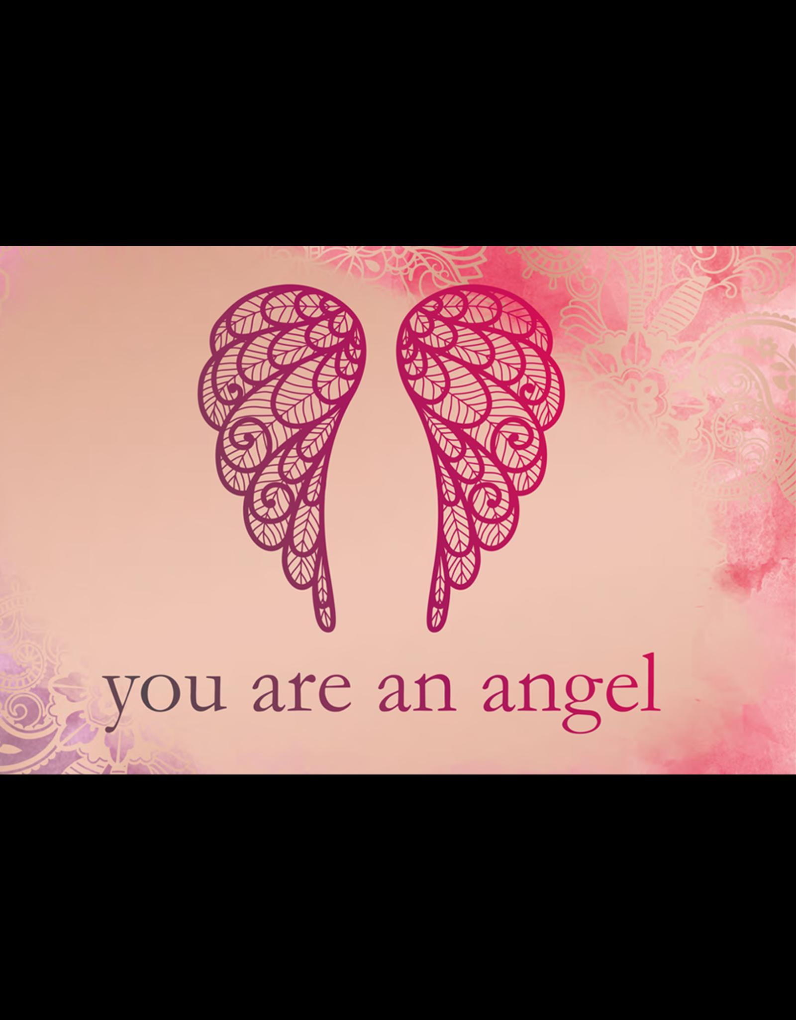 You are an angel Mok engel a daughter een dochter