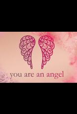 You are an angel Engel pin beautiful soul