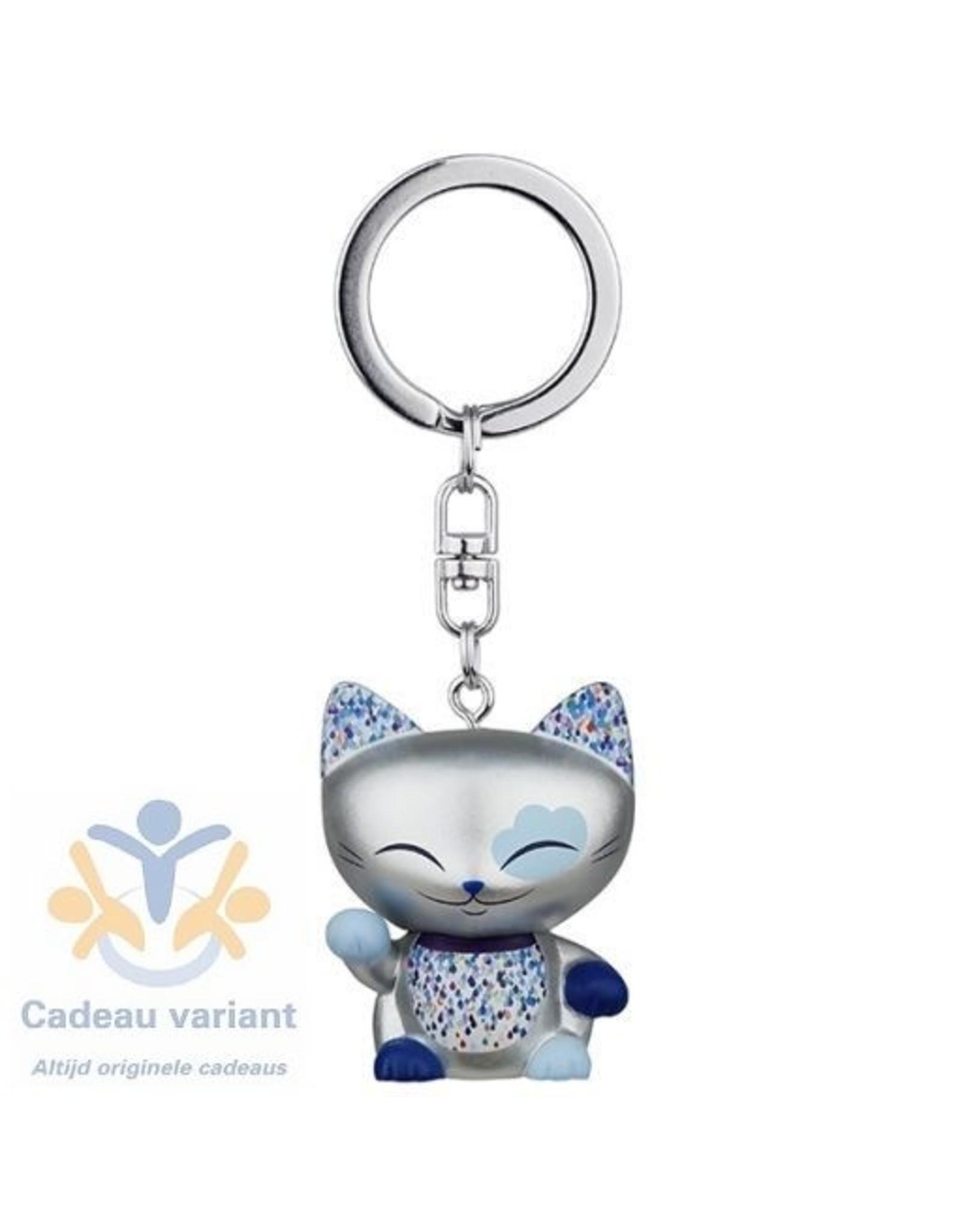 Mani the lucky cat Mani the Lucky Cat sleutelhanger cat025