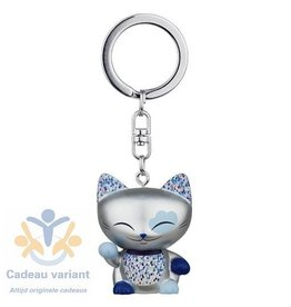 Mani the lucky cat Mani the Lucky Cat sleutelhanger cat025