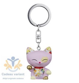 Mani the lucky cat Mani the Lucky Cat sleutelhanger cat029