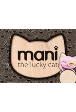Mani the lucky cat Mani the Lucky Cat sleutelhanger cat034