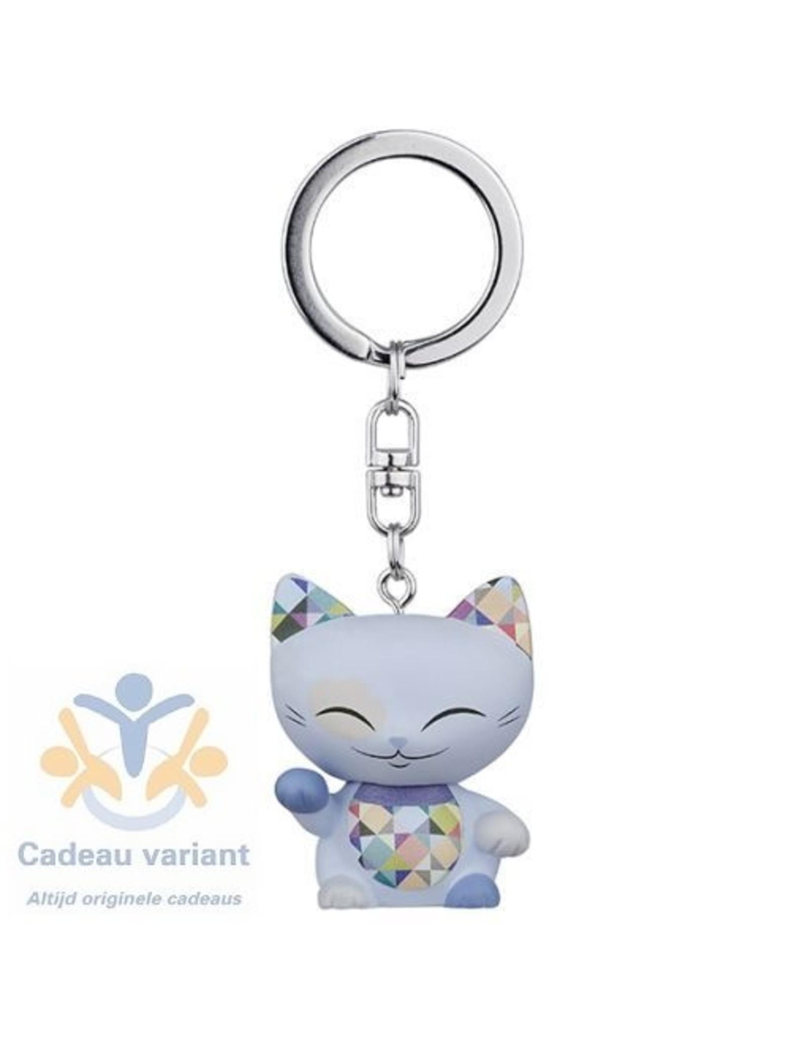 Mani the lucky cat Mani the Lucky Cat sleutelhanger cat036