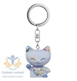 Mani the lucky cat Mani the Lucky Cat sleutelhanger cat036