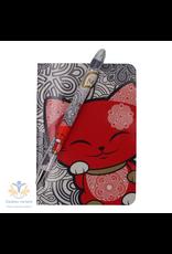 Mani the lucky cat Mani the lucky cat notitieboek