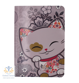 Mani the lucky cat Mani the lucky cat notitieboek