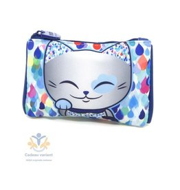 Mani the lucky cat Mani the lucky cat portemonnee mf043