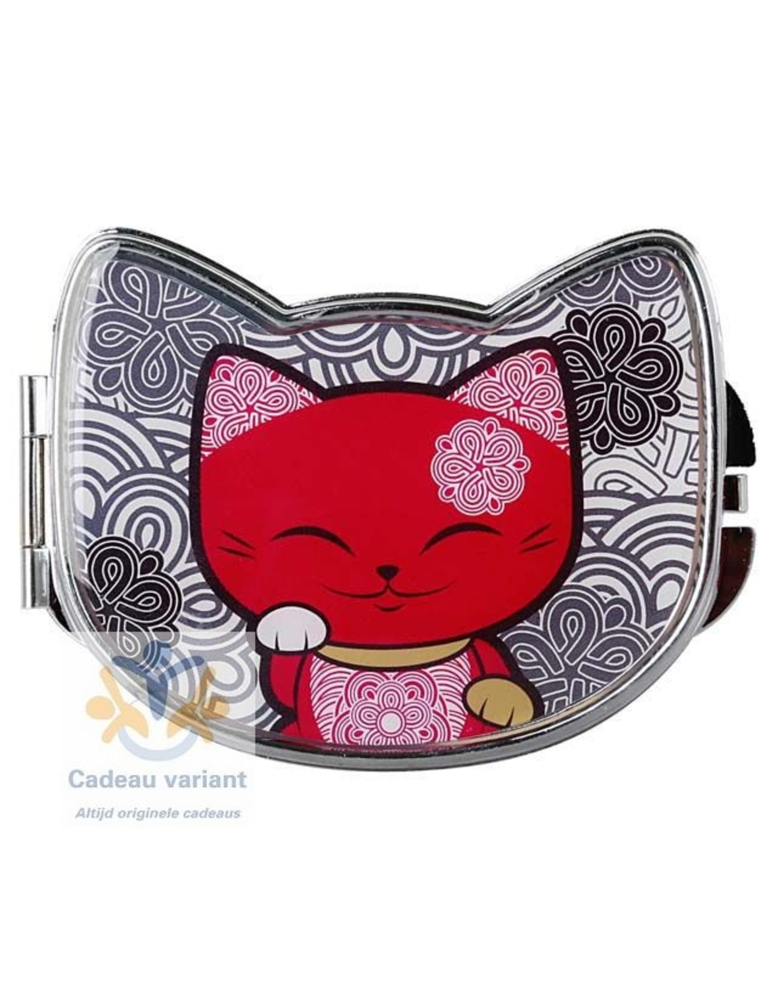 Mani the lucky cat Mani the lucky cat spiegeltje MF060