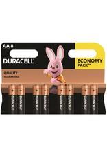 Duracell  Duracell basic duralock penlite AA 8 pak