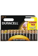 Duracell  Duracell basic duralock penlite AA  12pak